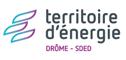 Logo territoire d'énergie drome